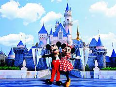 Paket Hong Kong Disneyland Park Ticket