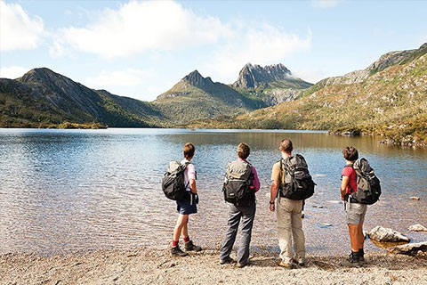 Paket Cradle Mountain Tour ex Launceston