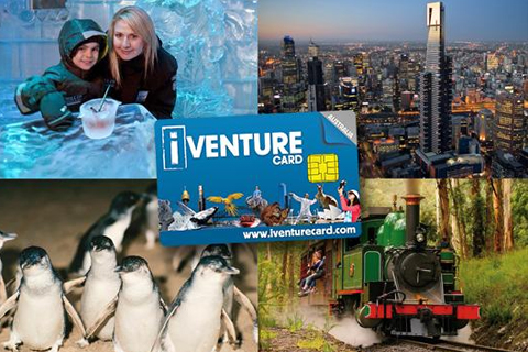 Paket 3 Day Melbourne Unlimited Attraction Pass