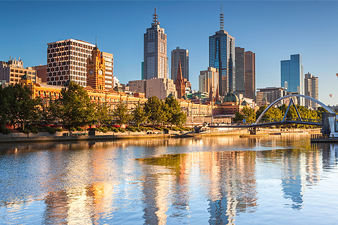 Paket Melbourne Morning City Tour