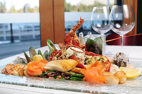 Paket Captain Cook Cruises - Seafood Buffet Lunch