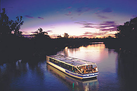 Paket Perth Twilight Cruise (no hotel pick up / drop off)