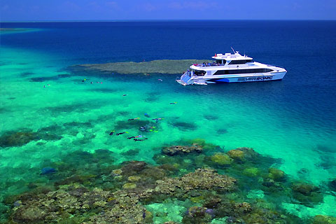 Paket Outer Great Barrier Reef Cruise - Ex Cairns