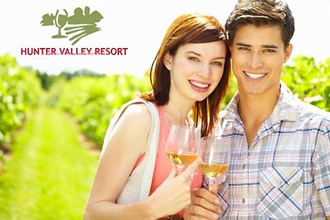 Paket Come by Train 1 Night Package at Hunter Valley Resort