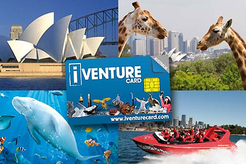 Paket 3 Day Sydney Unlimited Attraction Pass - No Transport