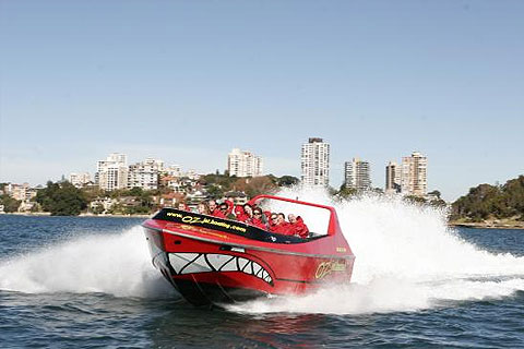 Paket OZ Jet Boating