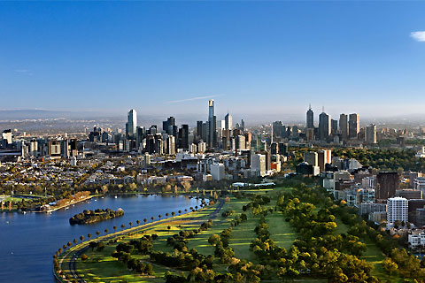 Paket Magnificent Melbourne - Morning City Tour