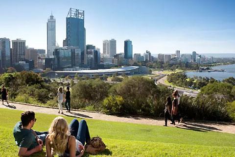 Paket Morning Perth & Fremantle City Explorer