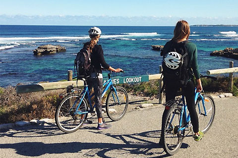 Paket Experience Rottnest Island with Bike