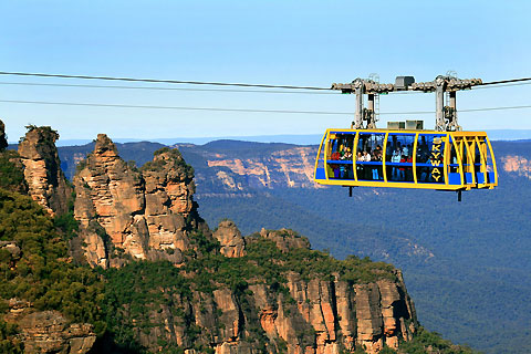 Paket Scenic World Blue Mountain Unlimited Discover Pass