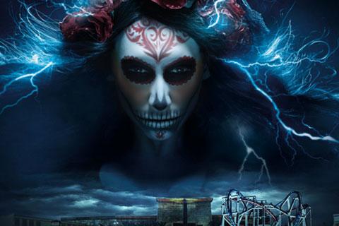 Paket Universal Studio Singapore Halloween Horror Nights