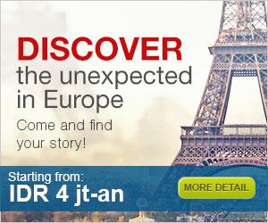 Paket Tour Europe
