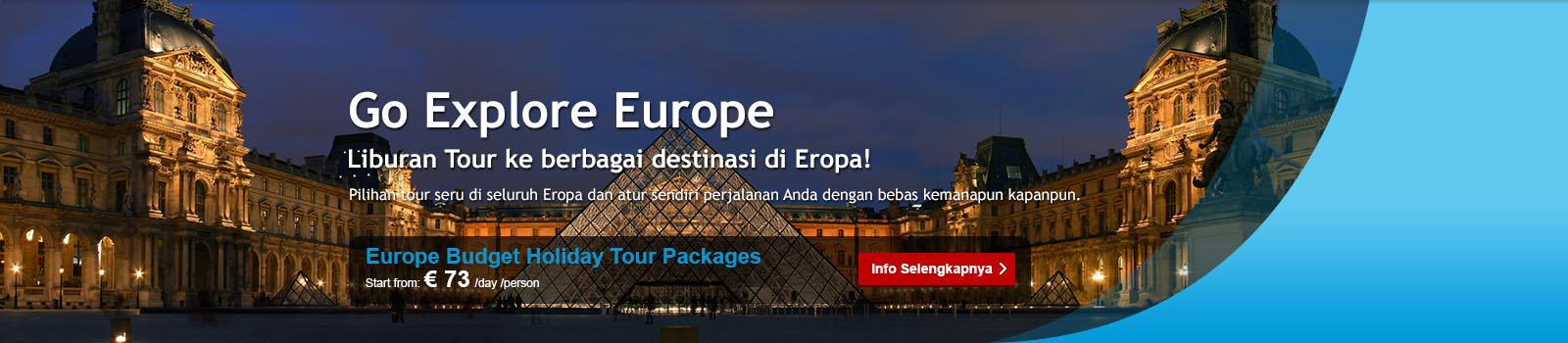 Go Explore Europe