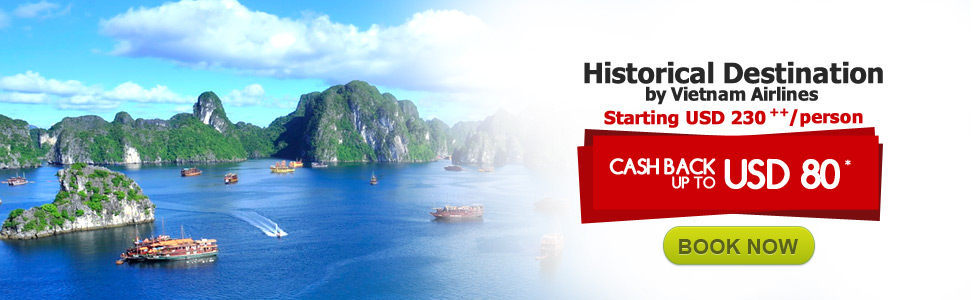 Historical Destination By Vietnam Airlines