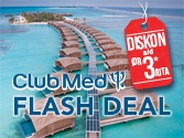 Club Med Flash Deal Promo