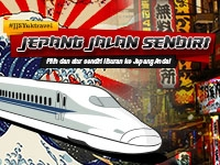 Pilih dan atur sendiri liburan ke Jepang Anda