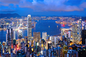 paket tour Hong Kong