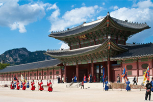 paket tour South Korea