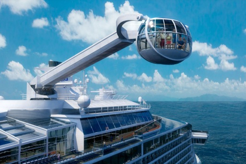 Paket Cruise 6D/5N Ovation of The Seas Singapore Phuket Penang Cruising