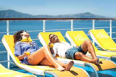Paket Cruise 4D/3N Costa Victoria Pleasure of Malaysia Cruising