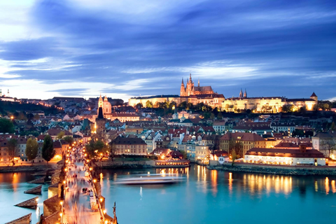 Paket Tour 18D/17N Favourite Beautiful Europe and Prague