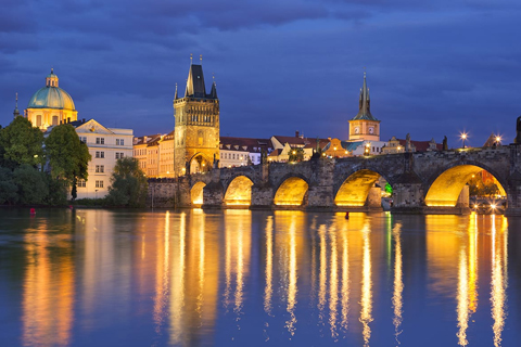 Paket Tour 18D/17N Favourite Europe from North to South