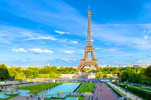 Paket Tour 4D/3N Explore Paris