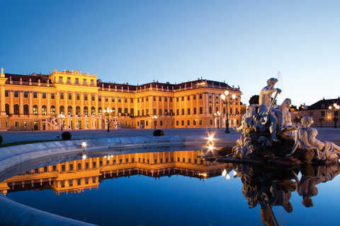 Paket Tour 4D/3N Favourite Vienna and Budapest