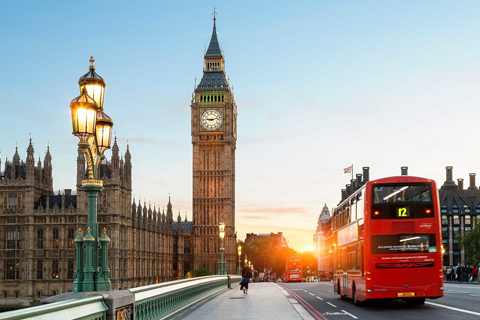 Paket Tour 5D/4N Favourite Paris And London