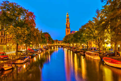 Paket Tour 6D/5N Explore Amsterdam - Paris