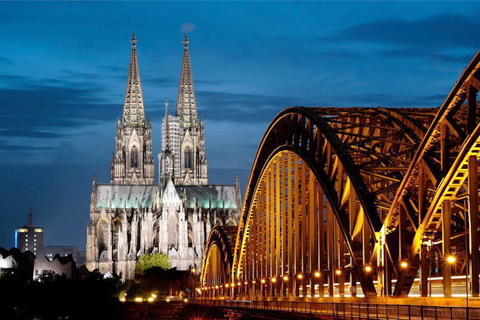 Paket Tour 6D/5N Explore Paris - Zurich - Frankfurt - Amsterdam