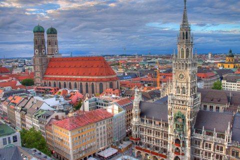 Paket Tour 6D/5N Favourite Prague, Innsbruck, Frankfurt and Amsterdam