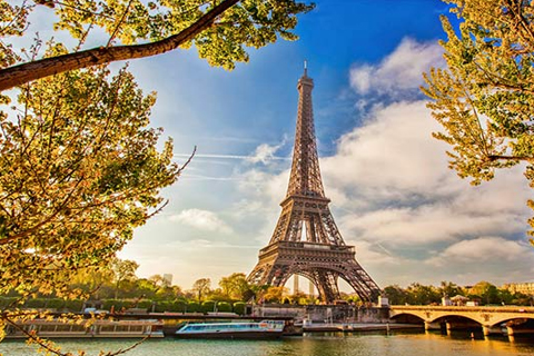 Paket Tour 7D/4N Fantastic Wow Europe