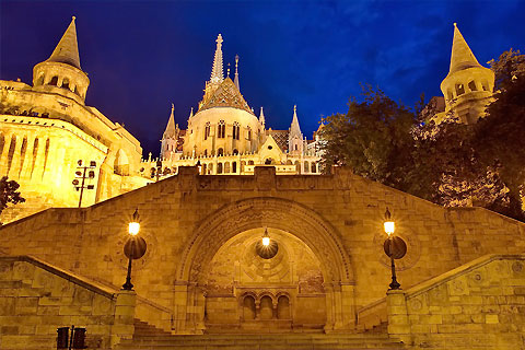 Paket Tour 7D/6N Explore Zurich - Frankfurt - Prague - Bratislava - Budapest - Vienna