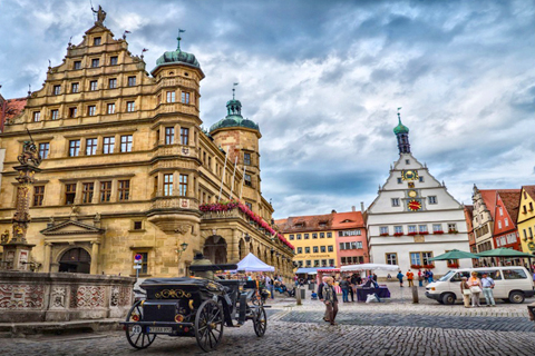 Paket Tour 7D/6N Favourite Berlin, Prague, Innsbruck and Frankfurt