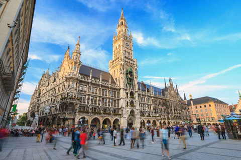 Paket Tour 7D/6N Favourite Germany, Austria, Amsterdam with Berlin