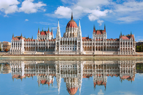 Paket Tour 8D/7N Favourite Berlin, Prague, Vienna and Budapest