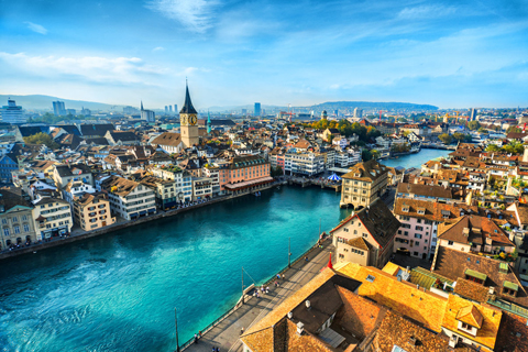 Paket Tour 8D/7N Favourite Classical Italy with Switzerland