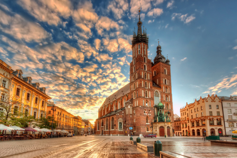Paket Tour 8D/7N Favourite Eastern Capitals with Krakow