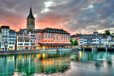 Paket Tour 8D/7N Favourite France, Germany and Switzerland