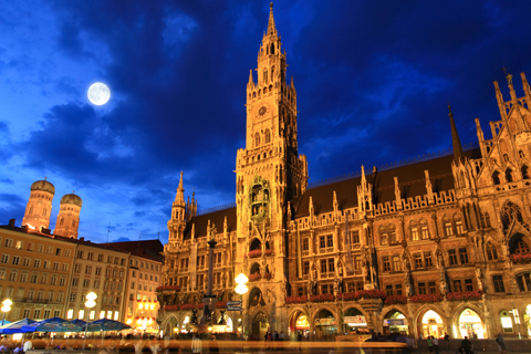 Paket Tour 8D/7N Favourite Spain, France and Munich