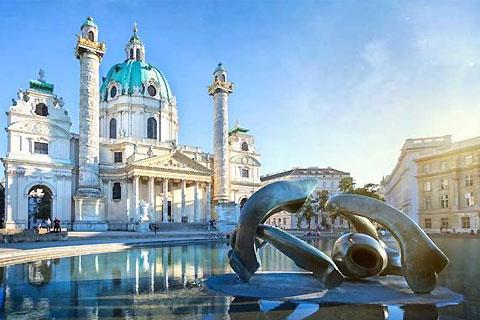 Paket Tour 9D/8N Explore Vienna - Munich - Zurich - Frankfurt - Prague - Bratislava - Budapest - Vienna
