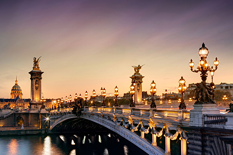 Paket Tour 11D/10N Explore Paris - Zurich - Frankfurt - Prague - Bratislava - Budapest - Vienna - Munich