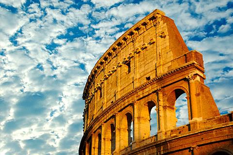 Paket Tour 9D/8N Explore Amsterdam - Paris - Lucerne - Venice - Rome