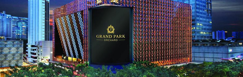 HOTEL MANDARIN ORCHARD, SINGAPORE