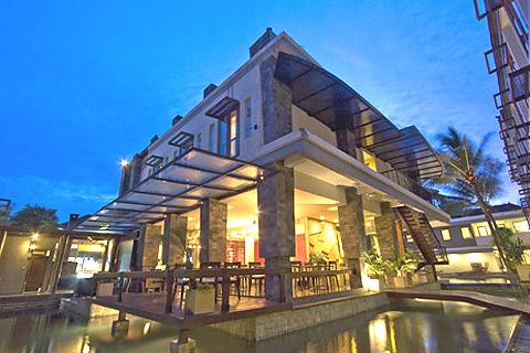 Casa Padma Suites Hotel Hotel Di Bali Indonesia