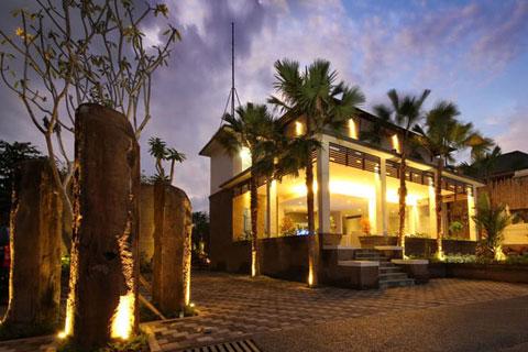 Paket Hotel De Uma Lokha Luxury Villas and Spa