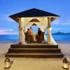 Romantic Dinner at Cabana Hotel Ombak Sunset
