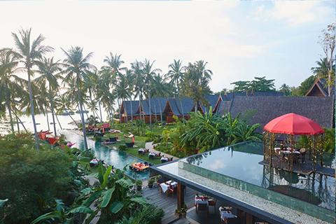 Paket Hotel Kupu Kupu Phangan Beach Villa and Spa by L`OCCITANE