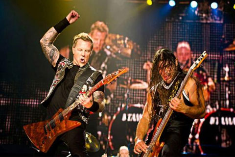 Paket Tour 3D/2N Favourite Metallica Concert Worldwired Tour in Singapore